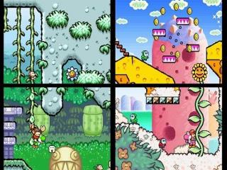2d actie game met kleurrijke graphics.