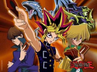Je komt in deze game bekende personages tegen van de generatie 1 Yu gi oh serie: Kaiba, Yugi Joey.