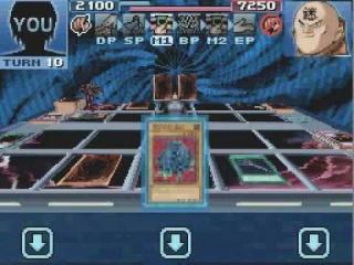 De eerste goeie yu gi oh op de handheld game waarin de gevechten in 3d zijn.
