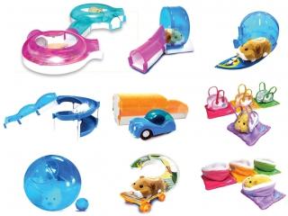 Waar ken je Zhu Zhu van? Van de robot hamster speelgoed!