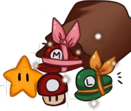 Mr M Sinterklaas Mario DS