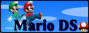 Logo Mario DS