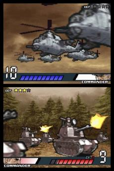 Review Advance Wars: Dark Conflict: In de actieschermen vliegen de kogels om je oren!